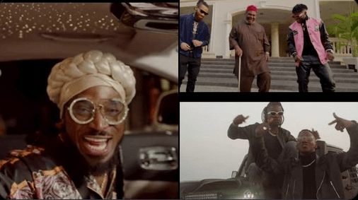 DJ Kaywise High Way ft. Phyno Mp4 Video Download