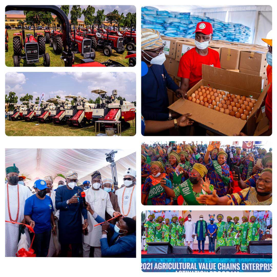 3000-women-youths-benefit-in-sanwo-olus-agric-investment-to-boost-food-security