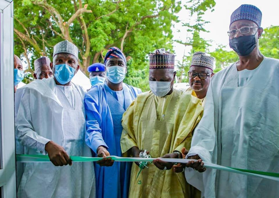 sanwo-olu-commends-arewa-house-for-relevance-in-documentation-research